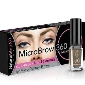 NATURALGLAM360 MicroBrow360 MineralFusion